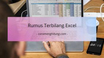 Rumus Terbilang Excel Lengkap Semua Versi