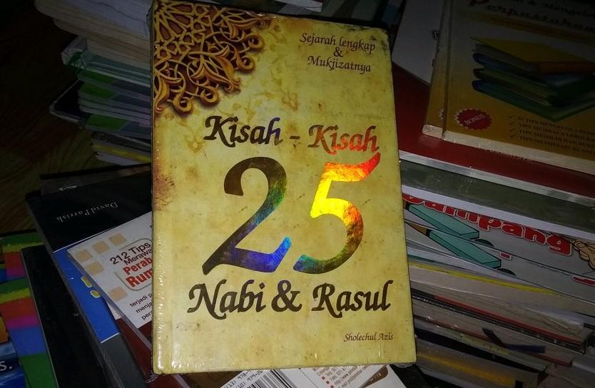 Kisah- kisah 25 nabi dan rasul