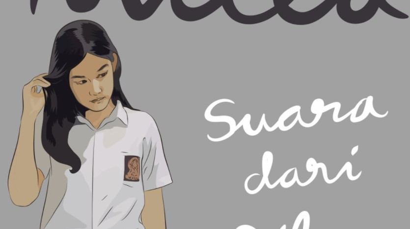 buku Milea suara dari Dilan